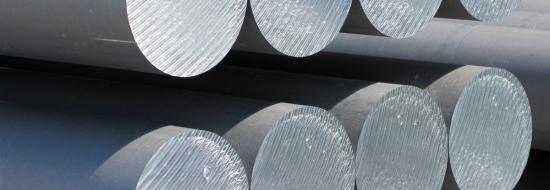 Aluminium-billet