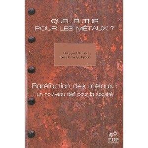 Quel futur pour les métaux