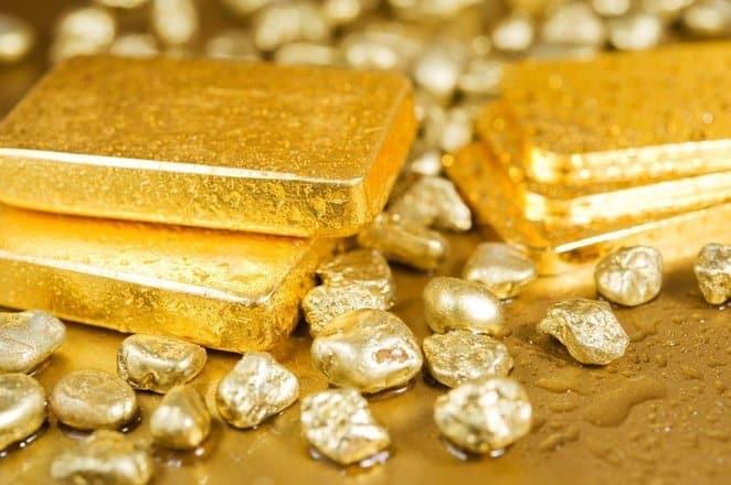 Lingotins d'or