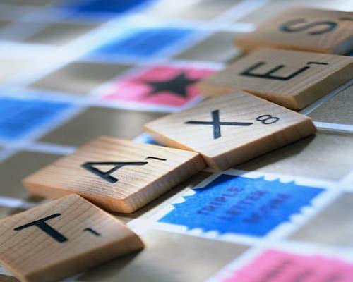 taxe sur la vente de métaux précieux