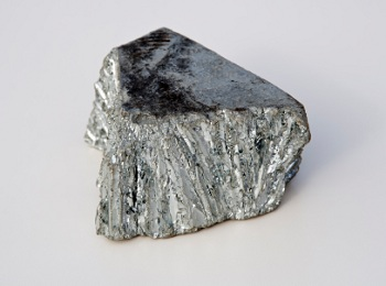 how to tell if metal is zinc