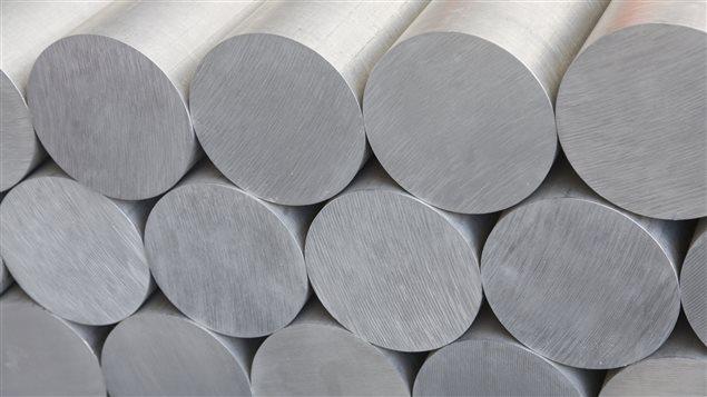 Le Québec l'aluminium
