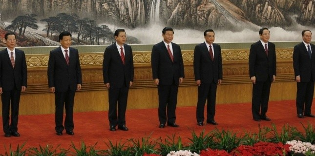 gouvernement chinois