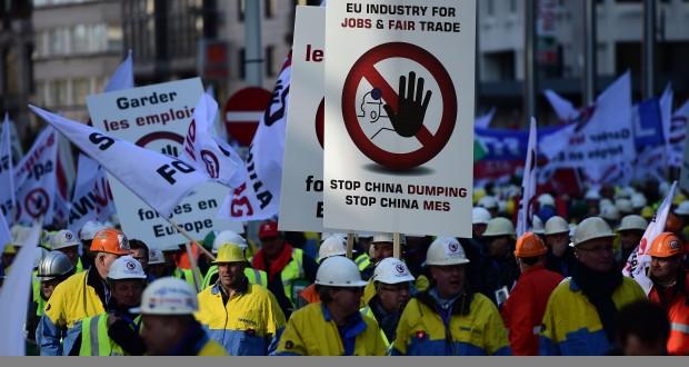 china dumping