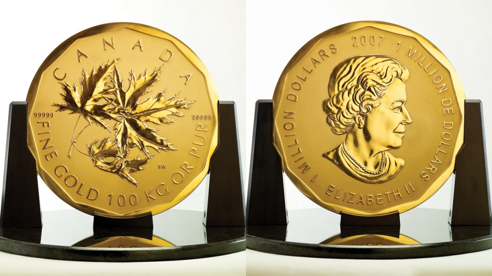 Les pièces d'or d'investissement