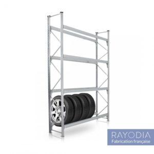 Rack à pneu 4 niveaux
