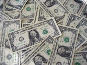 faiblesse du dollars