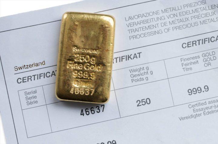 Quand vendre ou acheter de l'or ?
