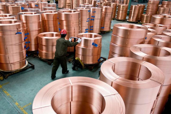 investir sur le cuivre