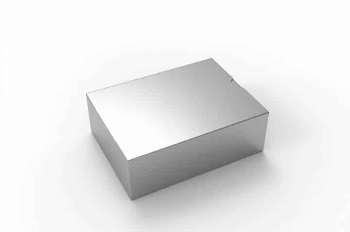Un métal argent à la valeur fiable